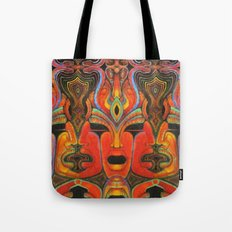 Self-Reflections Tote Bag