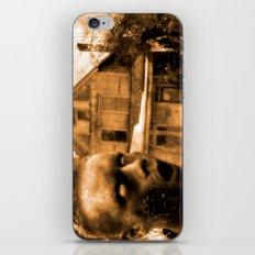 Post Mortem Boredom iPhone & iPod Skin