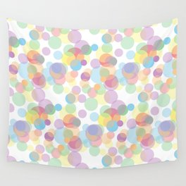 sickly dots Wall Tapestry