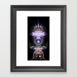Mantric Focus Framed Art Print
