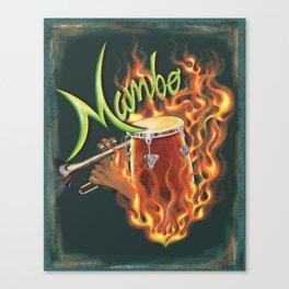 Mambo Canvas Print
