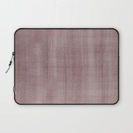 Pantone Red Pear Dry Brush Strokes Texture Pattern Laptop Sleeve