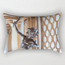 Roumania, Spring Palace, Bucarest Rectangular Pillow