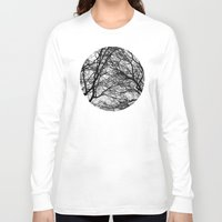 anxiety Long Sleeve T-shirts featuring Anxiety by Mind-off
