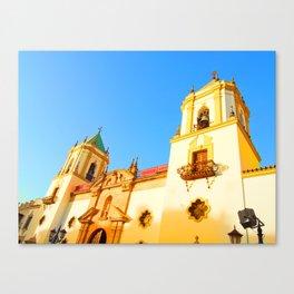 beautiful Spain Canvas Print
