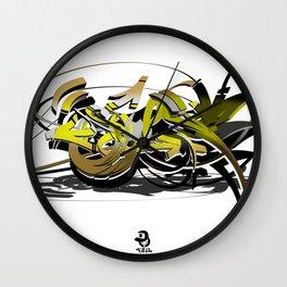 """""""SOUL"""" Wall Clock"""