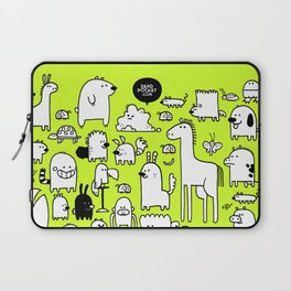 All the Beasts, Imagined and Real Laptop Sleeve