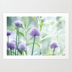 Garden Nature Art Print