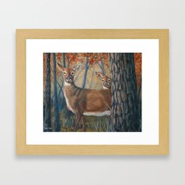 """We See You"" Framed Art Print"