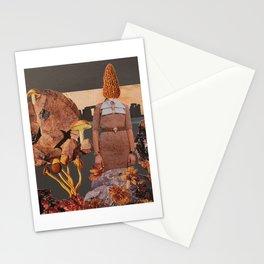Morchella Conica Stationery Cards