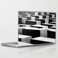 berlin Laptop & iPad Skins featuring Berlin by Studio Laura Campanella