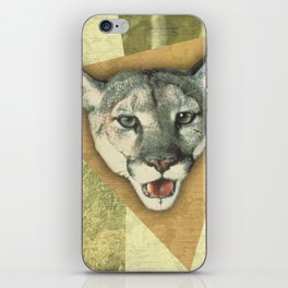 Diabolical Panther No. 2  iPhone Skin