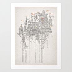 Zenobia Art Print