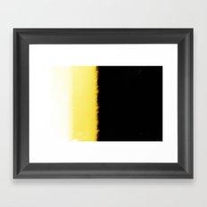 Stereo Kempt - 207 Framed Art Print