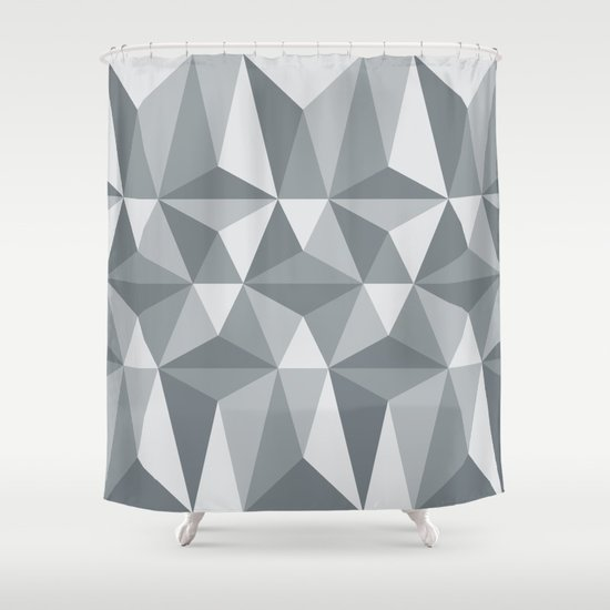 Nordic Combination 33 Shower Curtain By Mareike B Hmer Society6