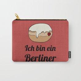 Ich bin ein Berliner Carry-All Pouch