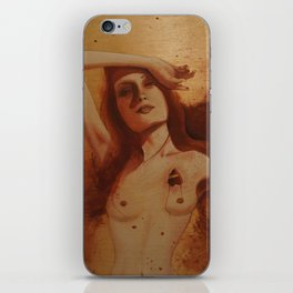 Mourning After iPhone Skin