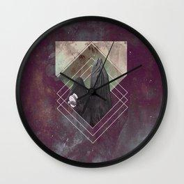 U/1 Wall Clock