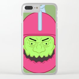 Trap Jaw Clear iPhone Case