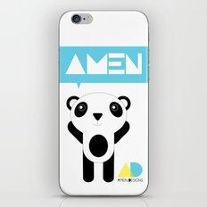 AMEN iPhone & iPod Skin
