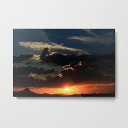 Amazing Arizona Sunsets IV Metal Print