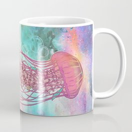 Space Jelly Coffee Mug