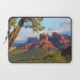 Cathedral Rocks of Sedona Laptop Sleeve