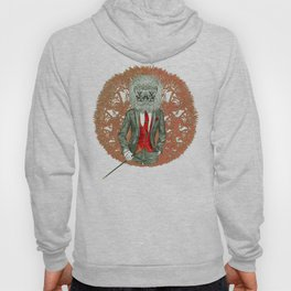 """""""Lions Feed on Inferior Breeds,"""" 2017 Hoody"""