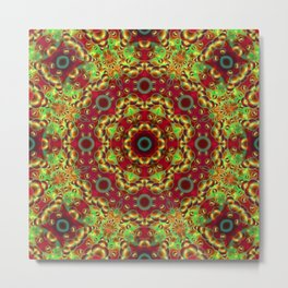 Psychedelic Visions G33 Metal Print
