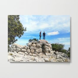 Into the wild Metal Print