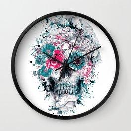 MOMENTO MORI IX Wall Clock