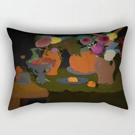 Not So Still Life #3 Rectangular Pillow