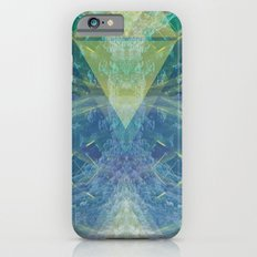 Deep Space Aphelionic Vegetation Surface Discovery iPhone 6s Slim Case