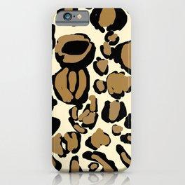LEOPARD TTY N7 iPhone Case