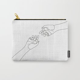 Find me Carry-All Pouch