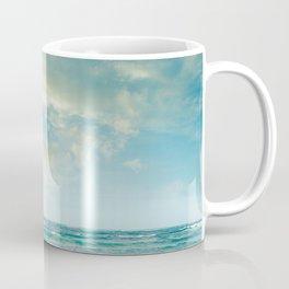 beach love tropical island paradise Coffee Mug