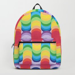 Rainbow Dragon Scales 1 Backpack