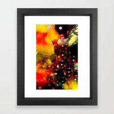 FAHRENHEIT Framed Art Print