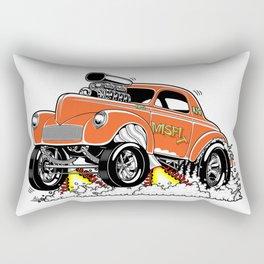 Misfit rev 2 Rectangular Pillow