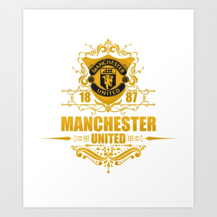 Dorable Manchester United Wall Art Ornament - Art & Wall Decor ...