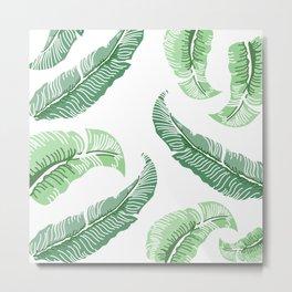 Tasting Tropical Metal Print