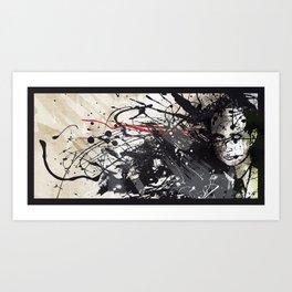 murderer Art Print