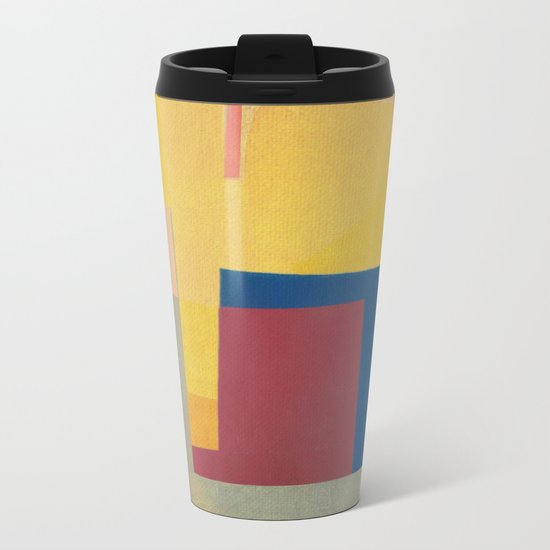 Finn Juhl in Arpoador Metal Travel Mug