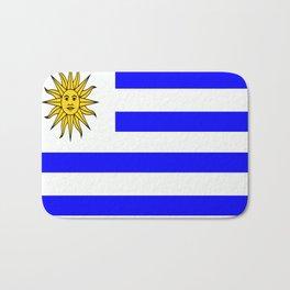 Flag of Uruguay Bath Mat