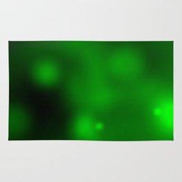 Glow/Green Rug
