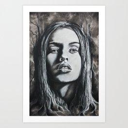The Main Light Art Print