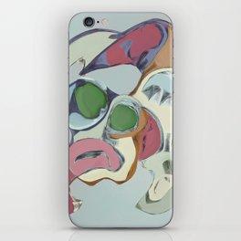 Sand and Sea iPhone Skin