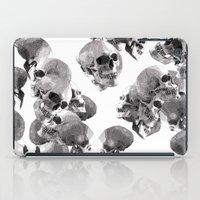skulls iPad Cases featuring Skulls by Rik Reimert