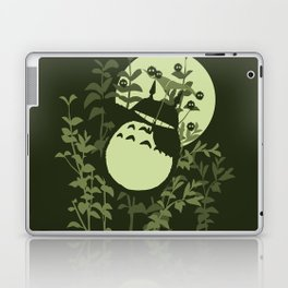 Flying Toro Laptop & iPad Skin