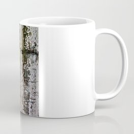 Moss Abstracted Coffee Mug